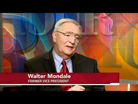 Walter Mondale's Reflections on Political Life