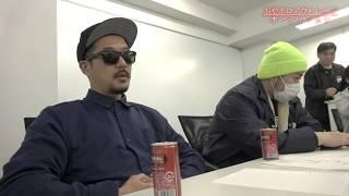 おやすみホログラム nights out vol.3 5月19日 恵比寿リキッドルーム.