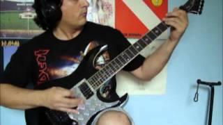 Los rockeros van al infierno - Baron Rojo cover