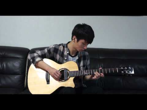 (Frozen OST) Let It Go   Sungha Jung (Film Version)