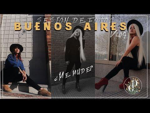 VLOG:  Fotos TUMBLR en BUENOS AIRES, ¿¡Me mude!?