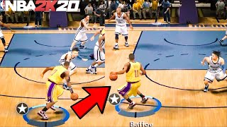 NBA 2K20 Mobile My Career EP 19 - Stepback GLITCH! Anthony Davis Return!!