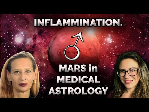 MARS In ARIES 2020 HEALTH WARNINGS with Dr Johnson. Mars in the 12 Signs Problems: Medical Astrology