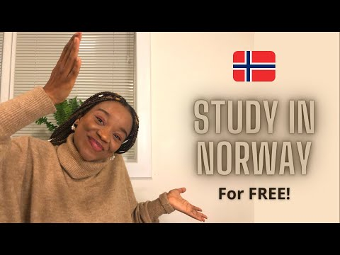 Study in Norway For Free | Visa Requirement | Total Cost of Application for International student