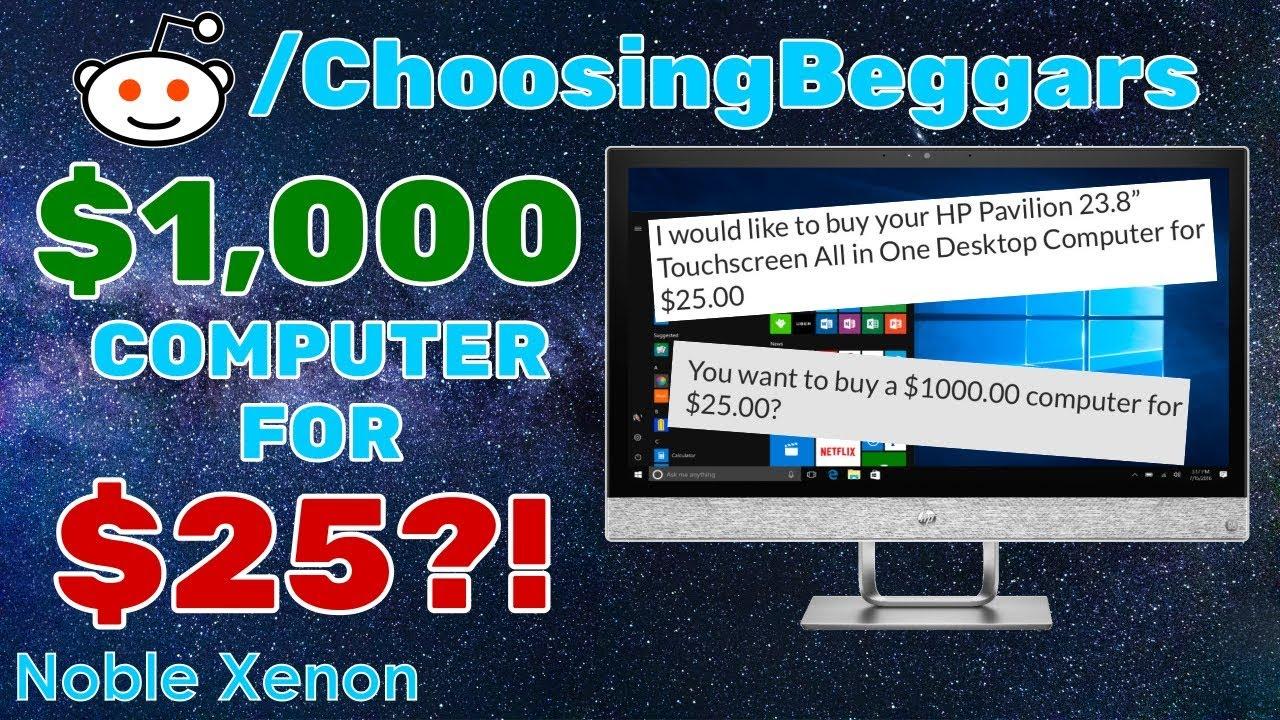 Download Reddit Choosing Beggars 3gp  mp4  mp3  flv  webm