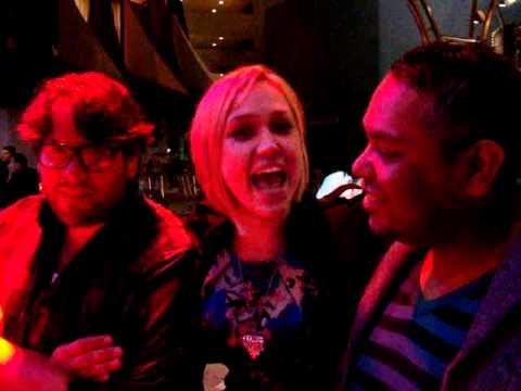 DJ Ricky Fatts and DJ Violator ed by Christa Campbell Nightly VIP 12.11.10