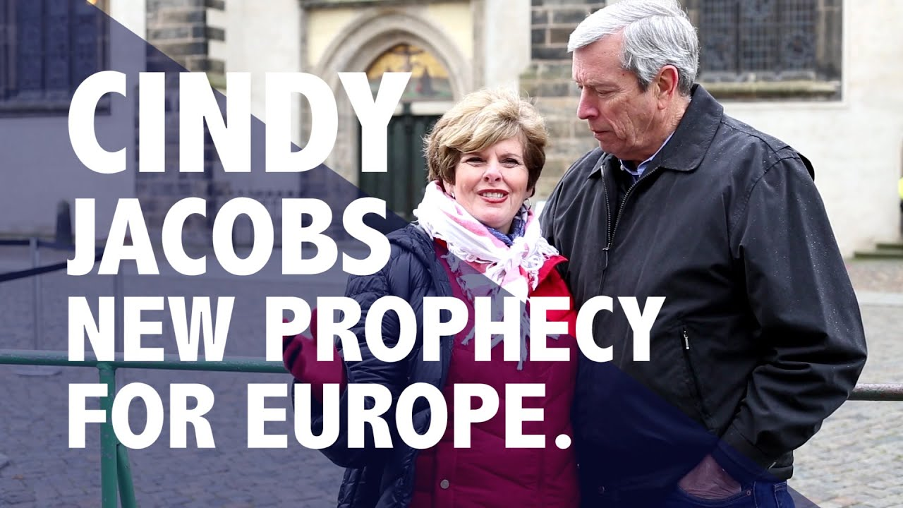 CINDY JACOBS BRINGS NEW PROPHECY TO EUROPE - #awakeningeurope