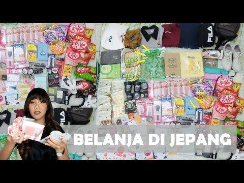 Japan Haul & Giveaway - Almiranti Fira