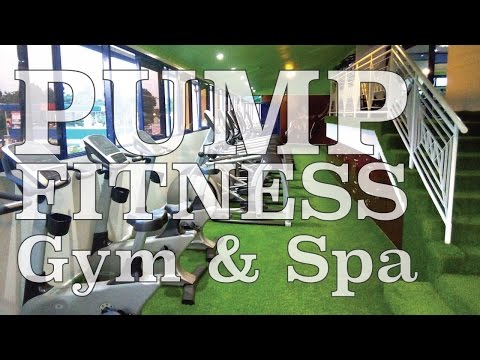 PUMP FITNESS GYM & SPA - Premier Gym located in Valley Arcade Shopping Center