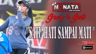 Download SATU HATI SAMPAI MATI( Cipt : Thomas Arya ) - UTAMI DEWI FORTUNA - NEW MONATA LIVE GRAZ & GOTS 2019 Mp3