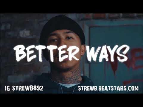 MBNel x Mozzy Type Beat 2018 – Better Ways