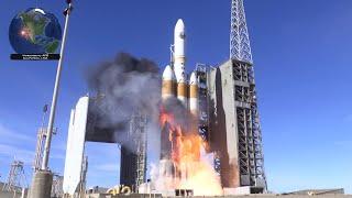 Download [4K] Delta IV Heavy launch fireball + 4K highlight clips, NROL-71 (1/19/2019) Mp3 and Videos