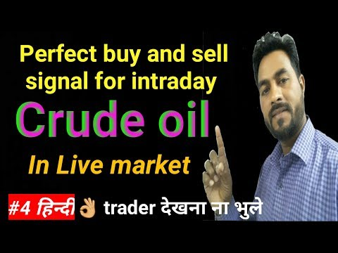 Best intraday trading strategy for crude oil never fail | Training #4 | E&T Training School