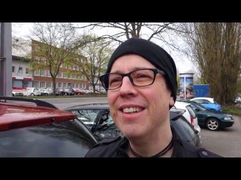 Spontan-Interview mit Dirk Scherer, Profimusiker aus Saarbrücken