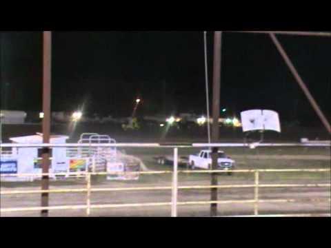 McCook Speedway 4/20/2012 Sprint Feature