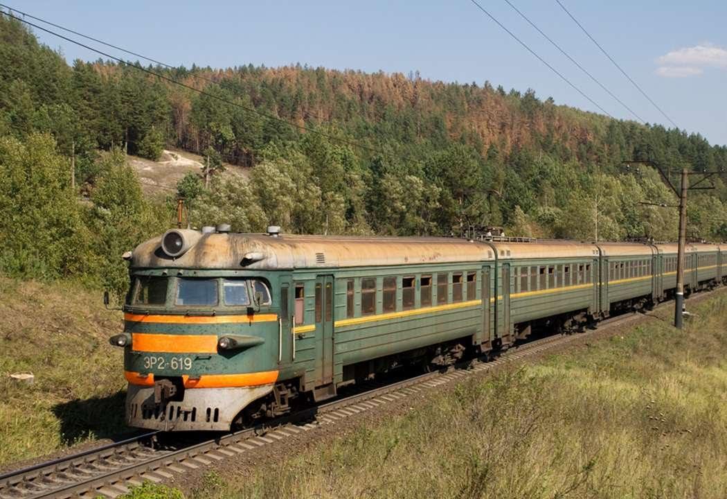 Опубликованы фото поезда «сердце россии» из лондонского.