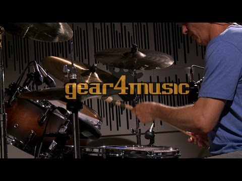 Pearl Decade Maple 22'' Am Fusion Drum Kit performance with Darrin Mooney