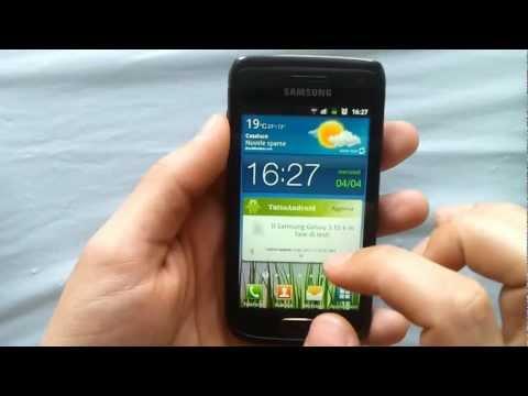 Samsung Galaxy W video recensione da TuttoAndroid