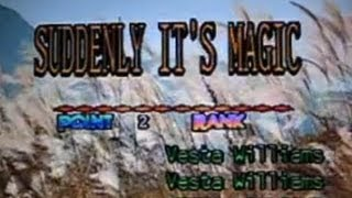 [24146] SUDDENLY IT'S MAGIC (Vesta Williams) ~ 금영 노래방/KumYoung 코러스 HD3000 Karaoke/Videoke