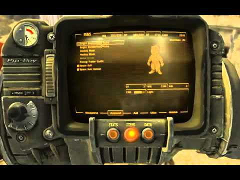 Fallout: New Vegas PC gameplay w/DarNified UI, Enhanced Blood mods