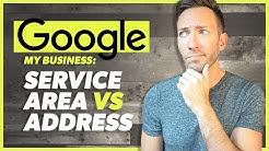 Google Maps Service Area vs Physical Address: The Full Breakdown