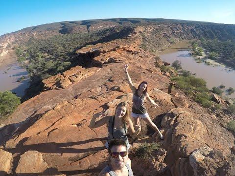 WA on the Road: Perth - Monkey Mia with GoPro Hero 4