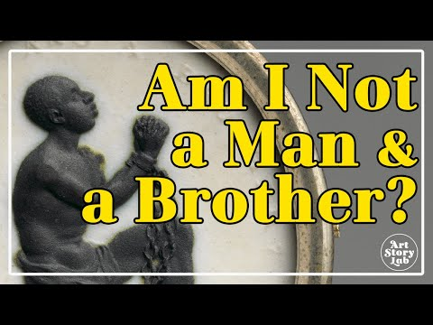 {ArtThink} Am I Not a Man and a Brother? Wedgwood Anti-Slave