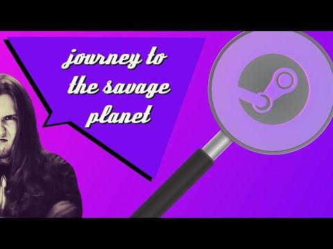 Raatokainen - RANDOM GAMES - Journey to the Savage Planet |