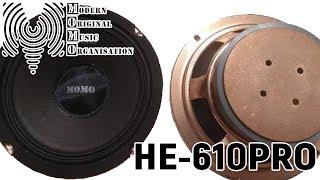 Обзор Momo HE 610Pro, прослушивание, сравнение, мой отзыв.