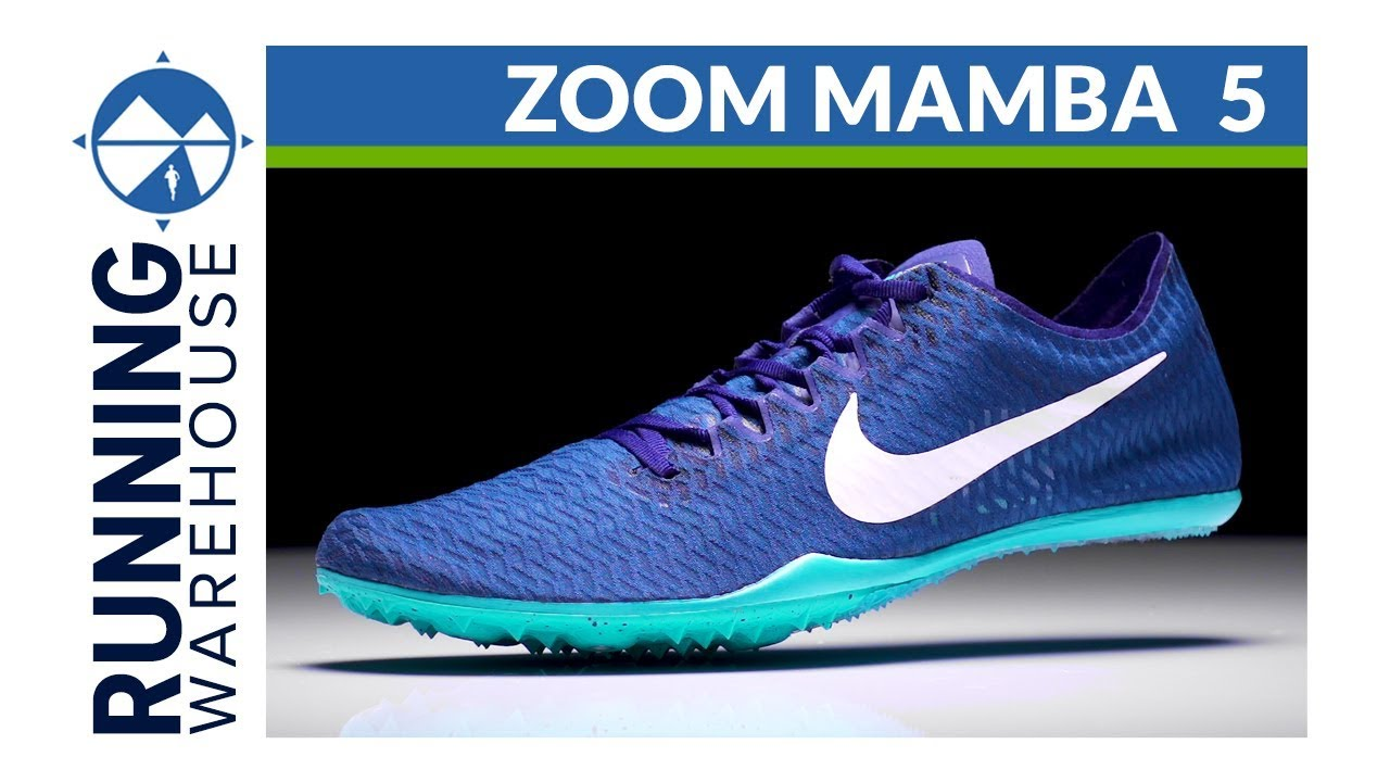 watch 7e8bc cf3be Nike Zoom Mamba V Track Spike Review: The New OG Victory?