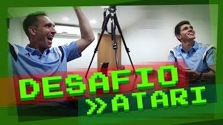 DESAFIO ATARI - Fernando Prass x Vinícius