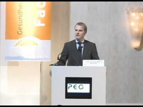 P.E.G. Fachtagung 2011 - Daniel Bahr
