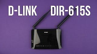 обзор  D-Link DIR-615S из Rozetka