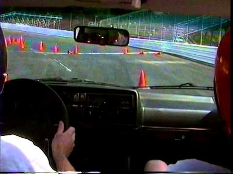 Asheville Speedway Autocross, 1994