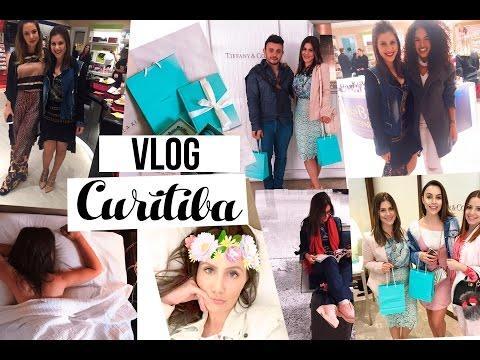 VLOG: Viagem Curitiba - Patio Batel Fashion Walk | TiffanyAndCo