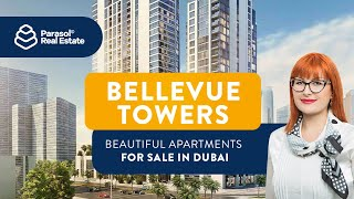 Beautiful Apartments for Sale in Dubai at Bellevue Towers