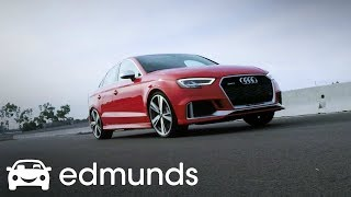 2017 Audi RS 3 Review | Track Test | Edmunds
