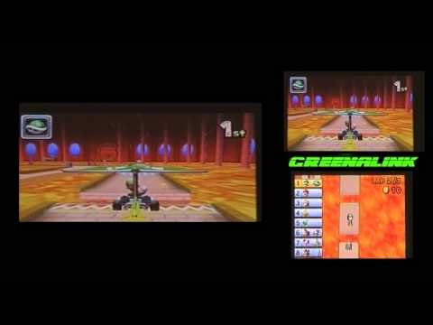 how to get 3 stars in mario kart 7