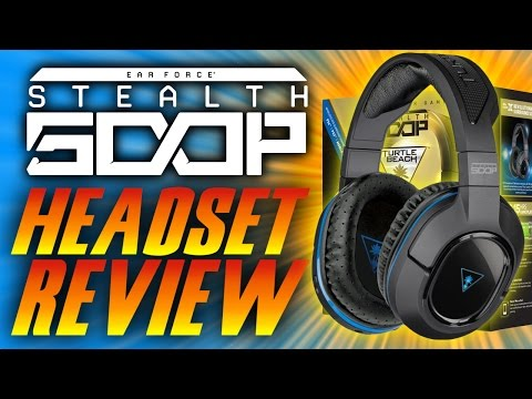 Turtle Beach Stealth 500P Headset Review and Unboxing – Stealth 500P Gaming Headset Unboxing and Rev