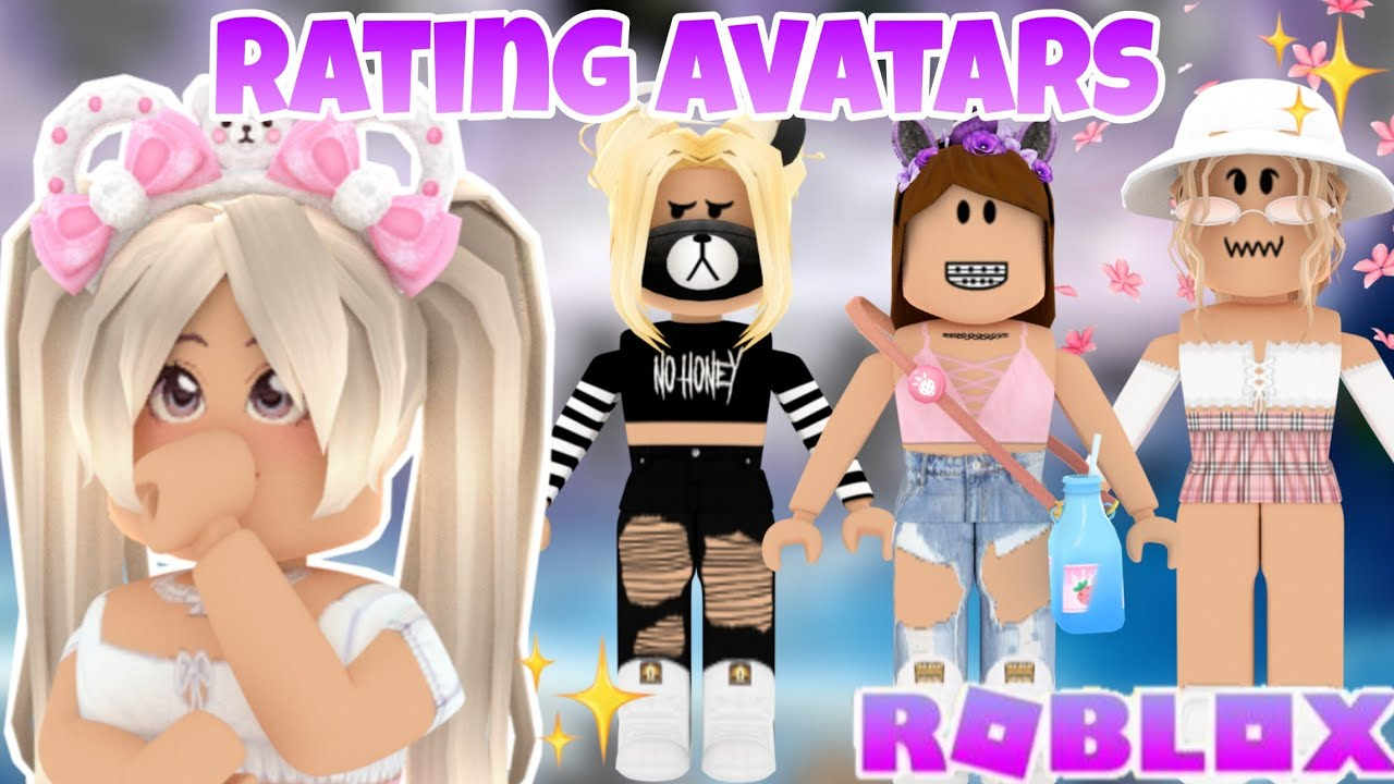 Rating My Fans Avatars! | ROBLOX
