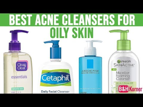 top-7-best-acne-cleansers-for-oily-skin---best-skin-care-products-2019