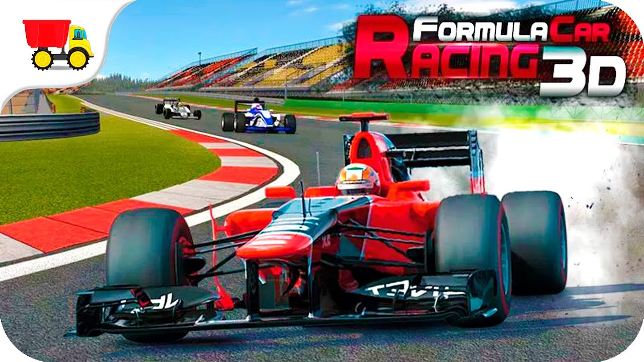 Car Racing Games Formula Car Racing 3d Gameplay