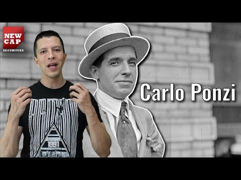 LA JUGADA MAESTRA DE: Carlo Ponzi (Mini documental de la estafa piramidal)из YouTube · Длительность: 5 мин36 с
