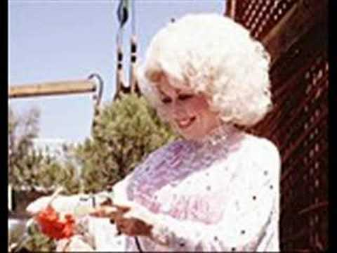Dolly parton- Silver and gold