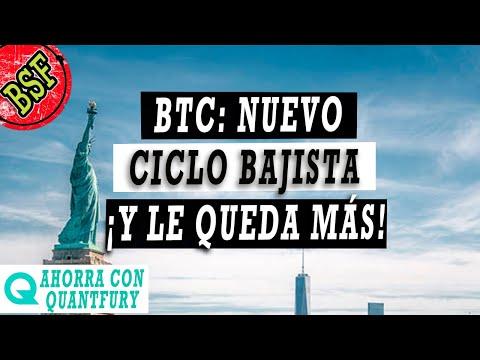 Bitcoin: Queda MÁS Caída! NO, No Es Click Bait, El Mercado Esta En Peligro!