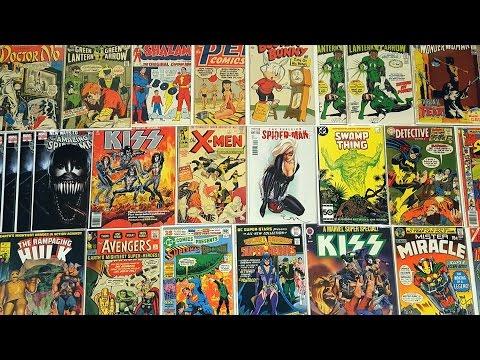 MASSIVE KEYS HAUL!! Comic Book Pick Ups #82