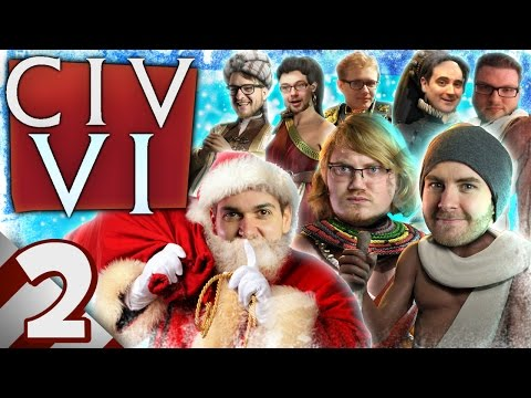 Civ 6 - Winter Wonderland #2 - Legendary Kappa