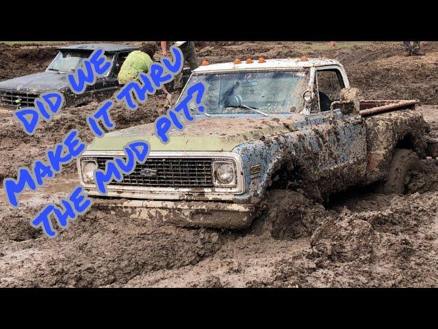 Mud Truck Ride Along!