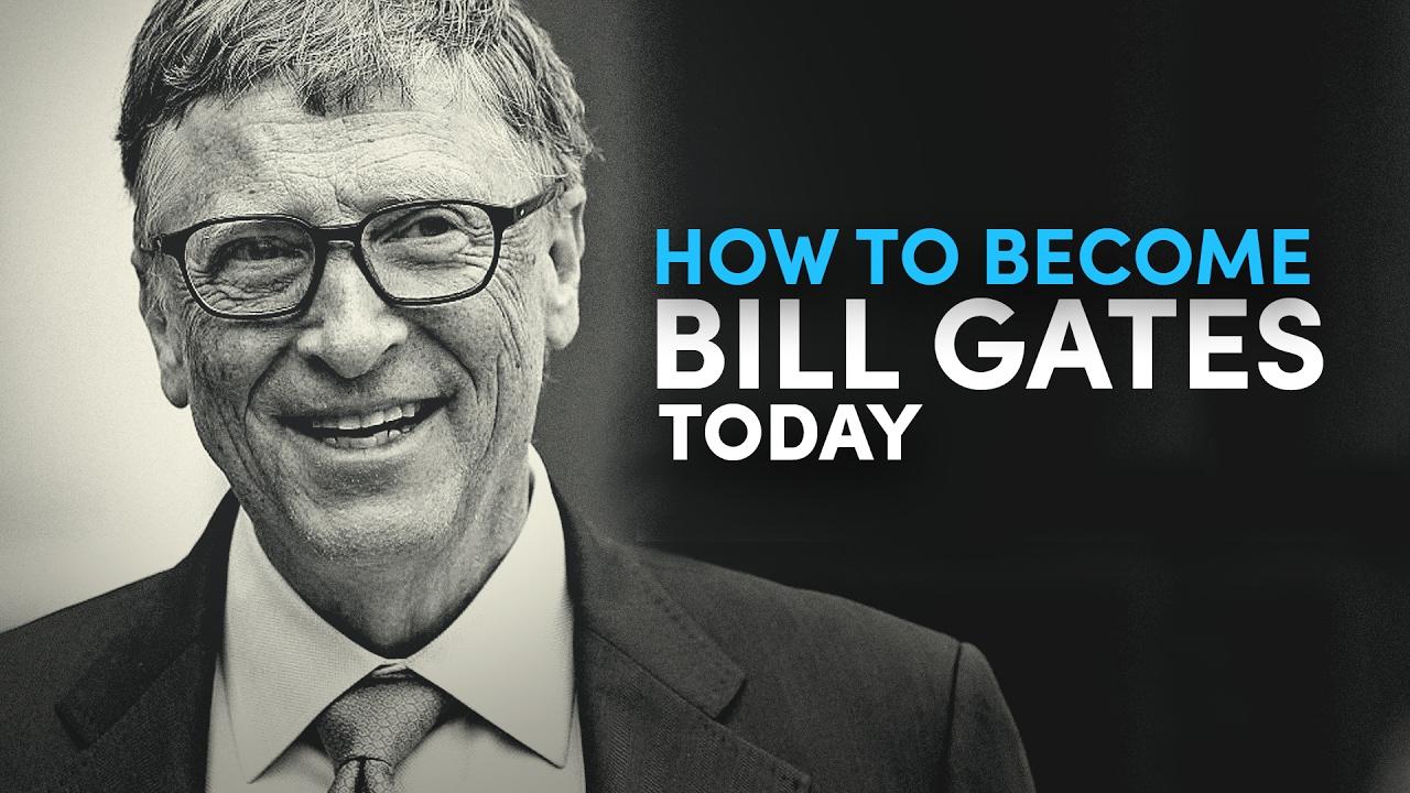 Bill Gates Shares The Secret To Being More Like Him €� And Warren Buffett