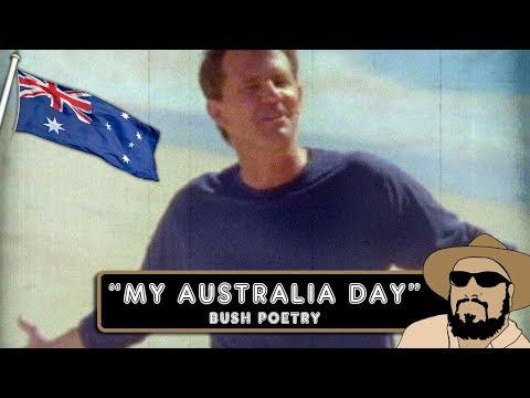 My Australia Day - Bush Poetry